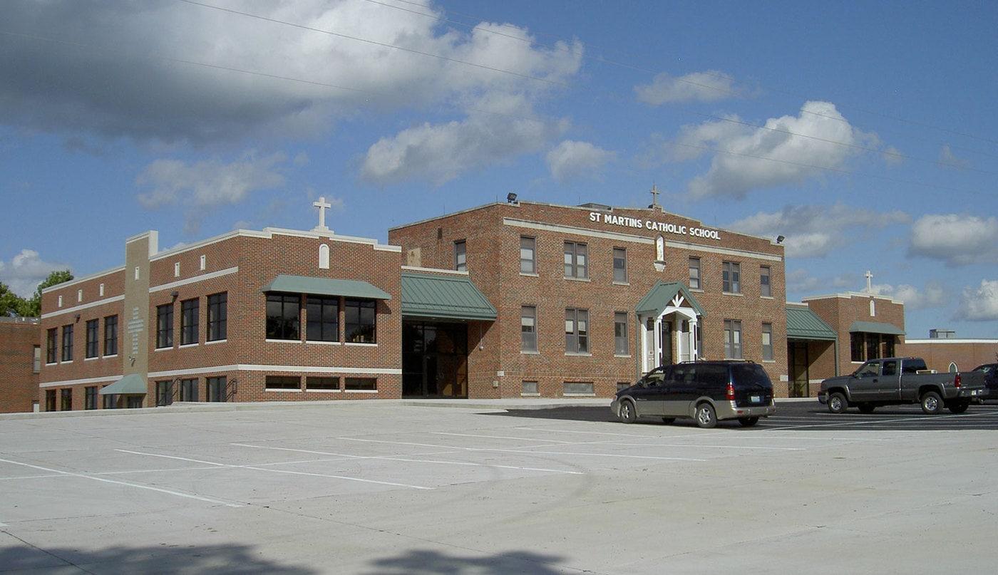 St. Martins Catholic School Addition and Renovation
