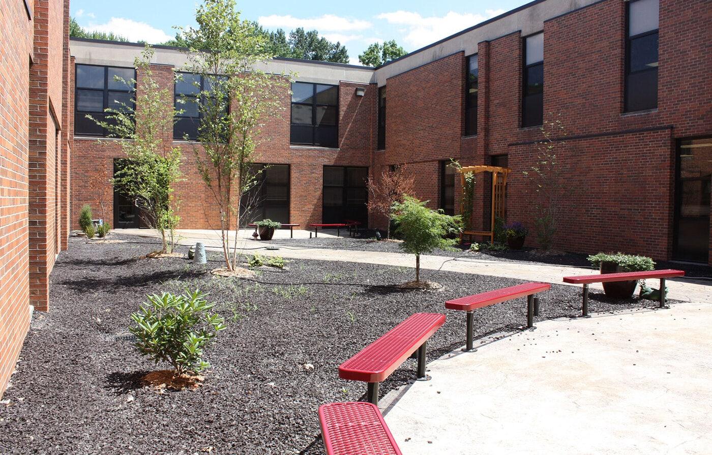 Belair Elementary Renovation