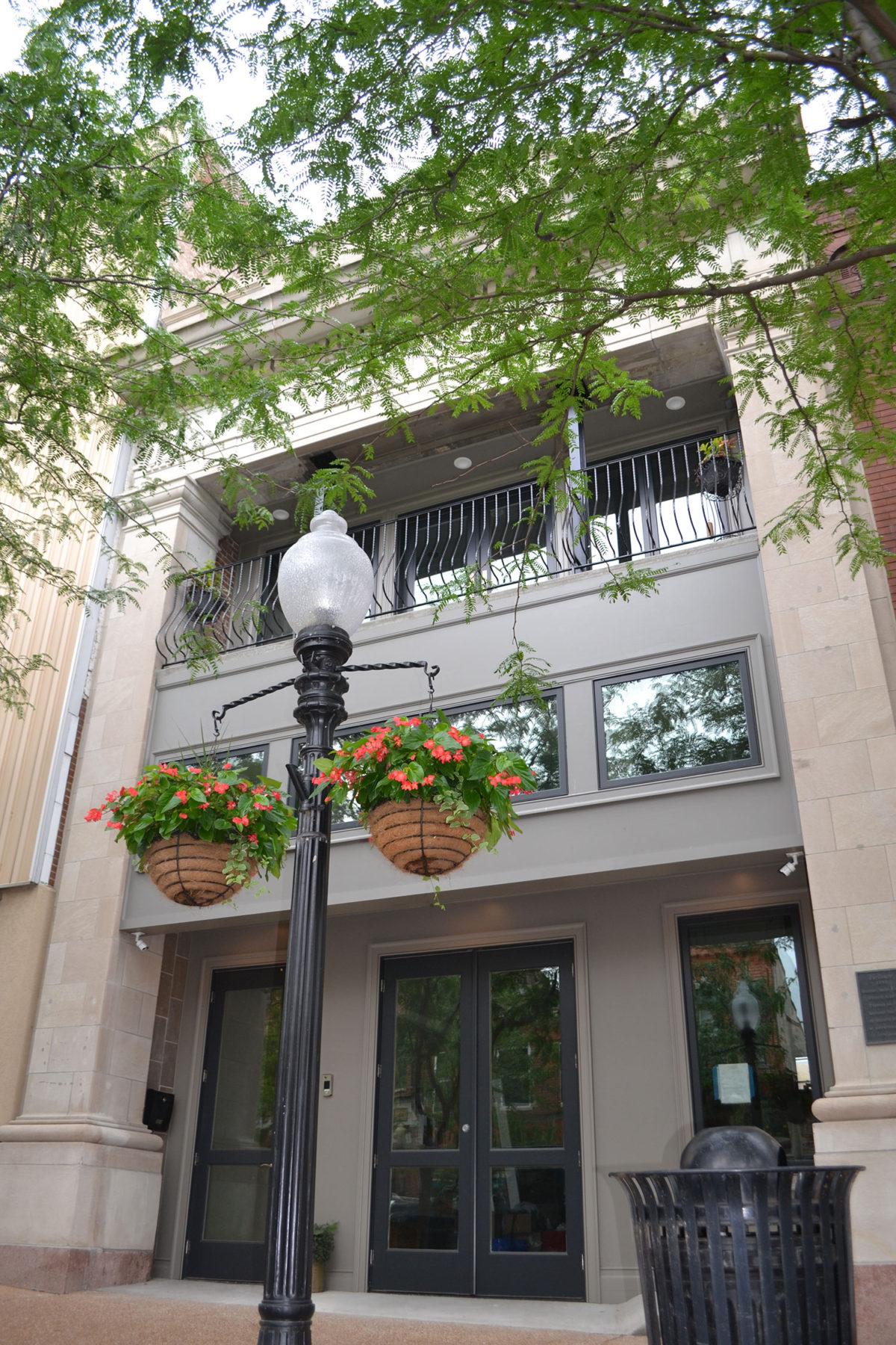 Historic Exchange Bank Seaver Residence