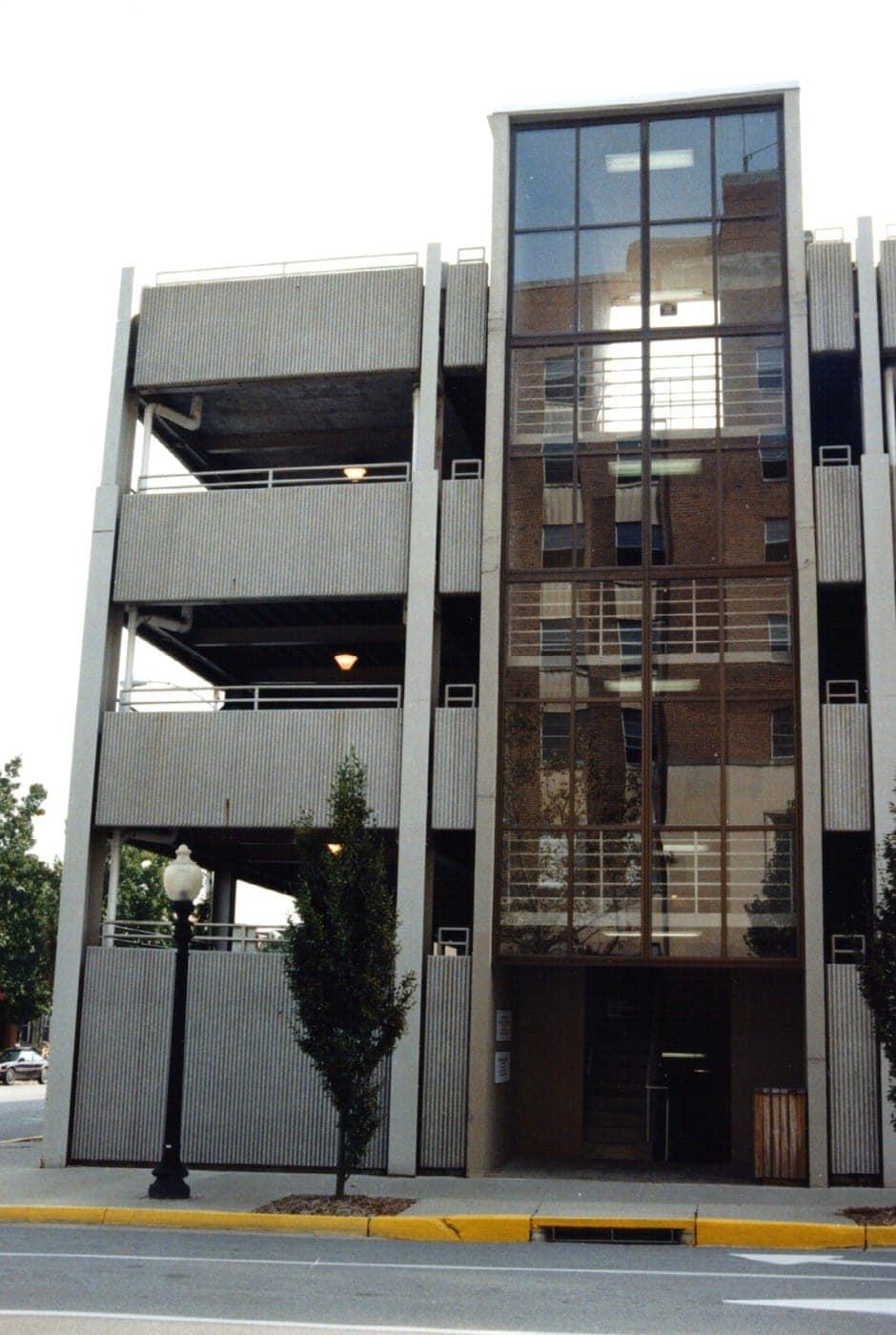 JC Parking Garage