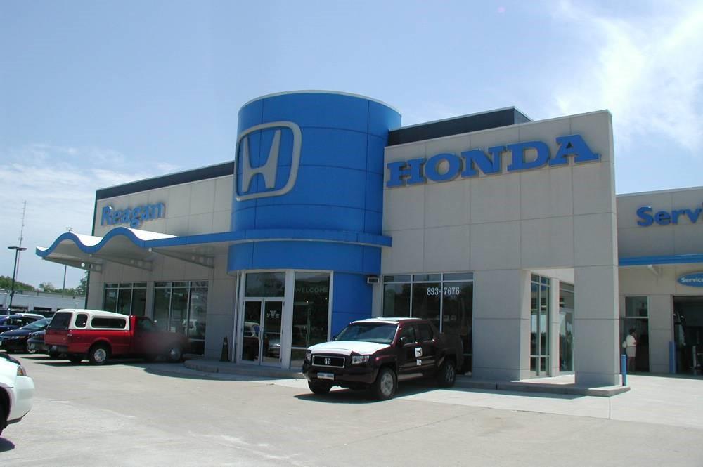 Reagan Honda