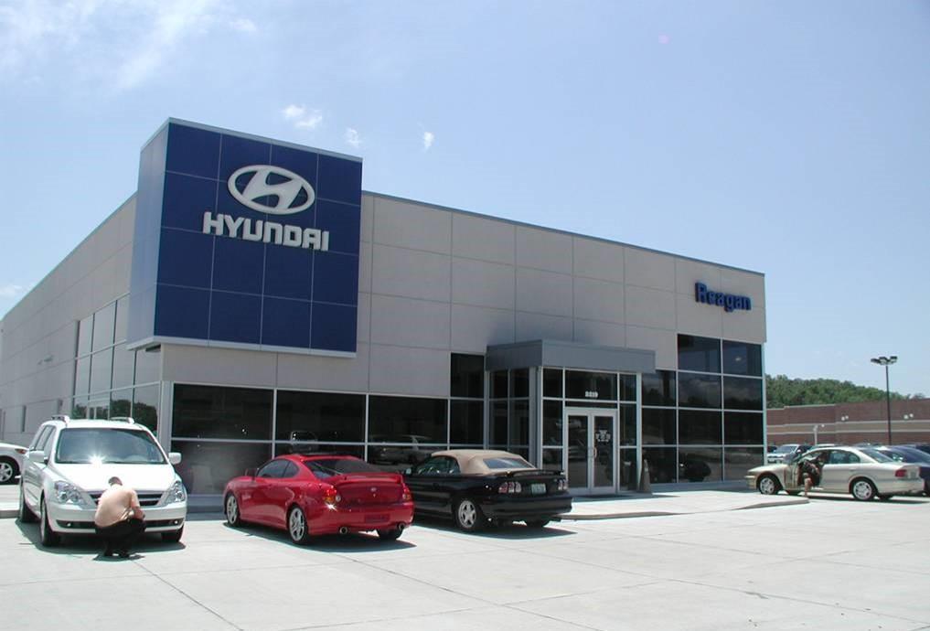 Reagan Hyundai