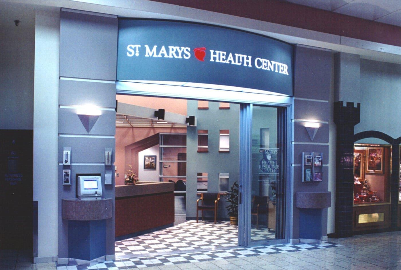 St Mary's CHR Center