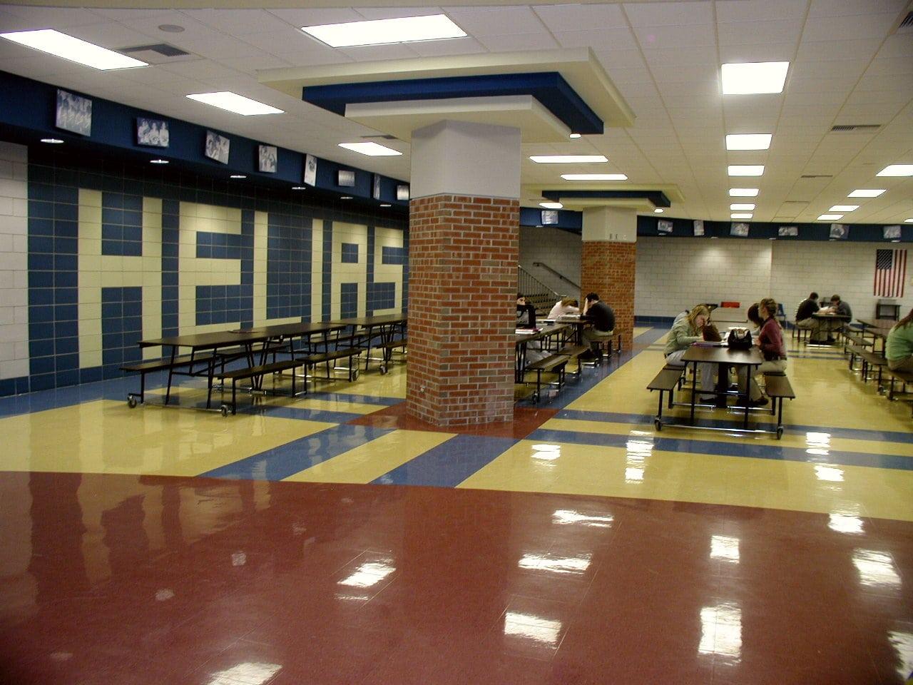 Helias Cafeteria Addition
