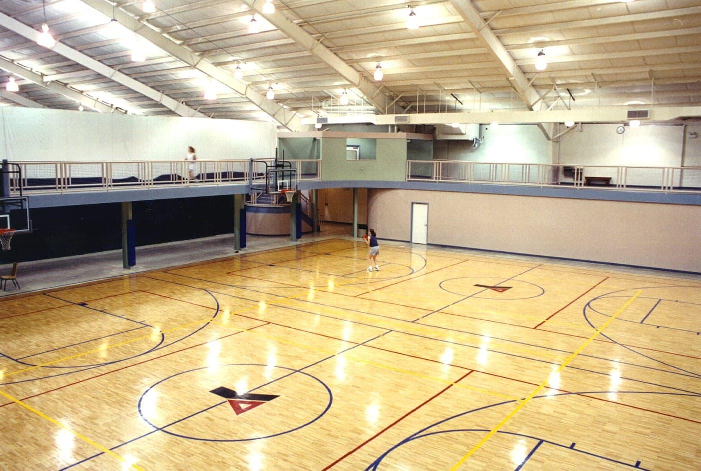 Firley YMCA Gymnasium