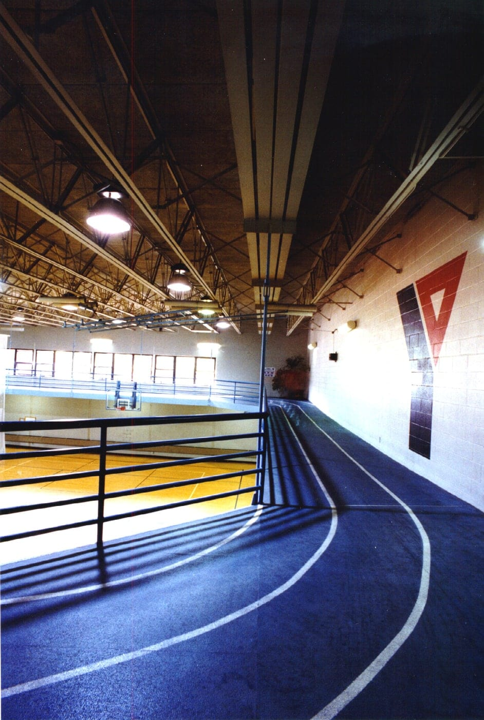Knowles YMCA Gymnasium