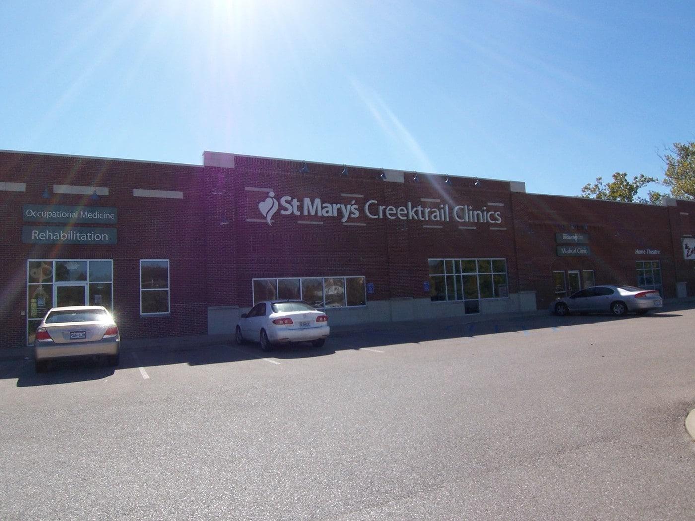 St Mary's Creektrail Clinics