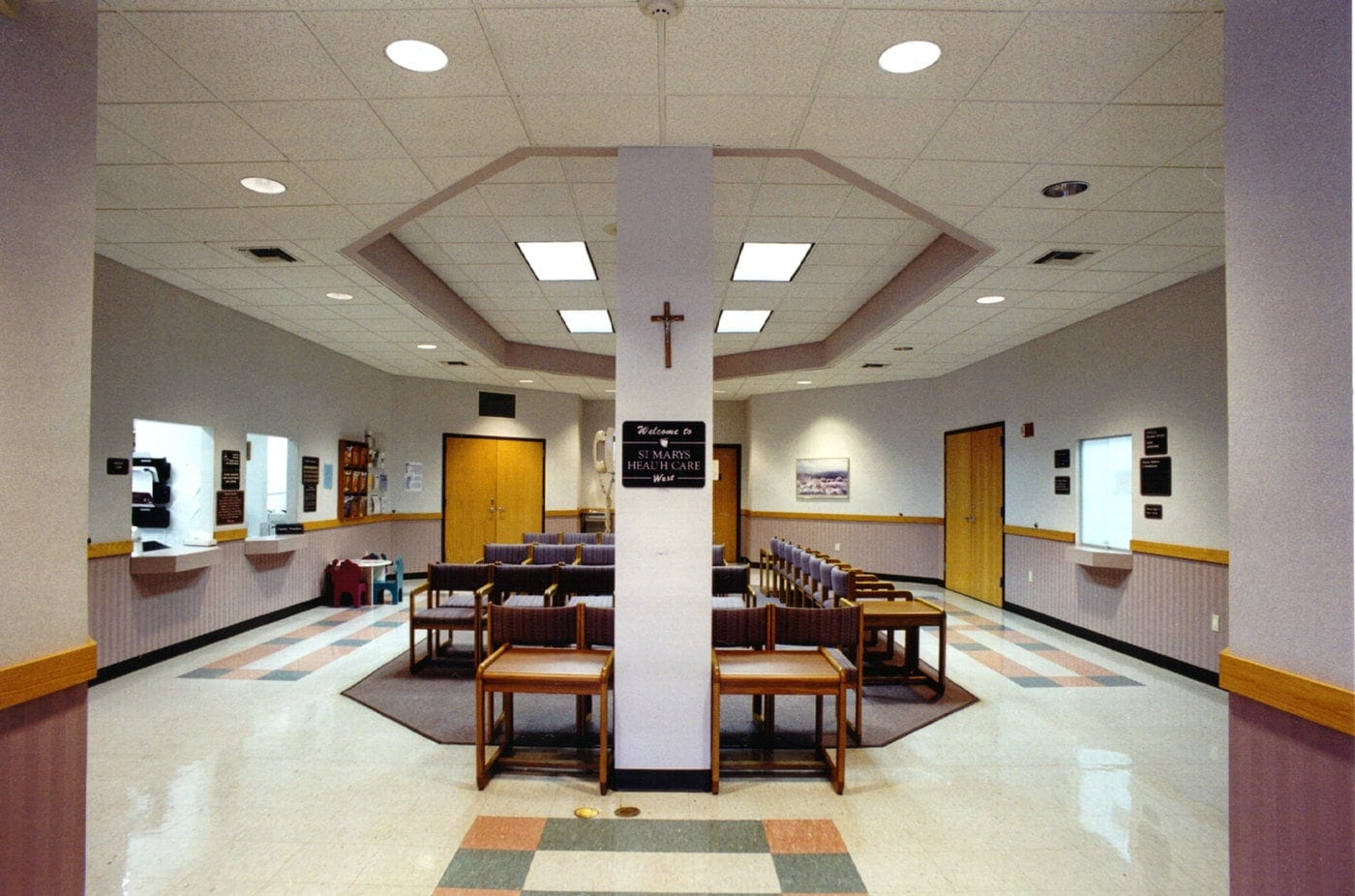 St Mary's Urgent Care West